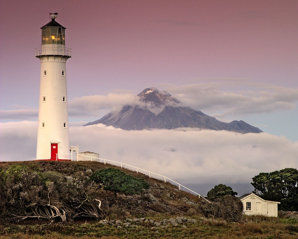 Pungarehu Lighthouse