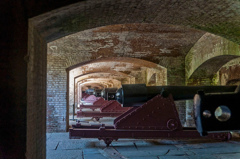 Fort Sumpter Battery