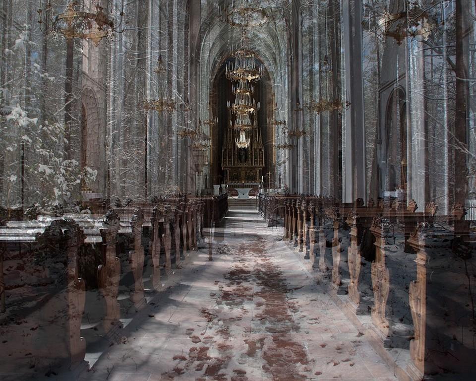 Wedding Chapel Overlay