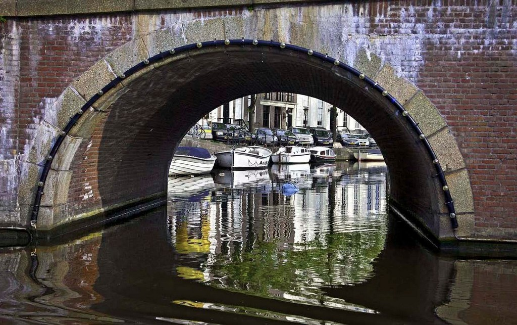 2nd Place - Canal Arch
