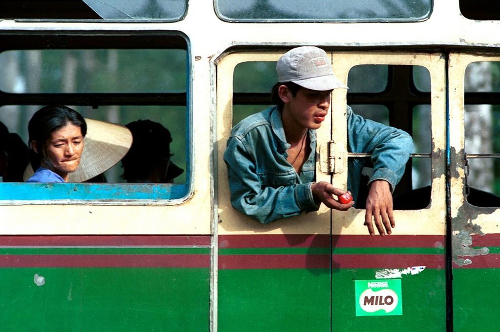City-Bus Saigon, 1994